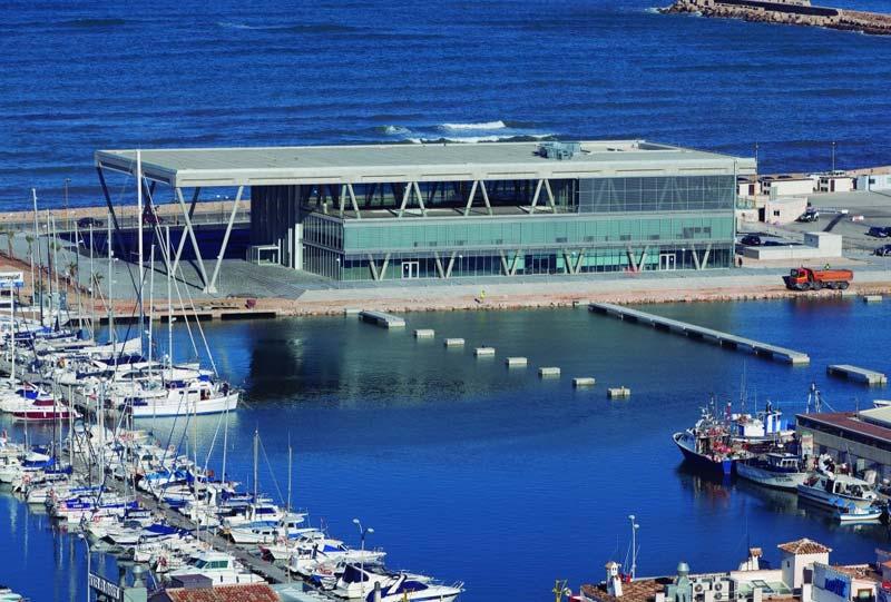 puerto denia nueva terminal