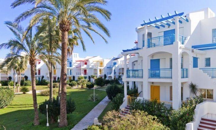 Alquiler Apartamento Denia Alberca 112