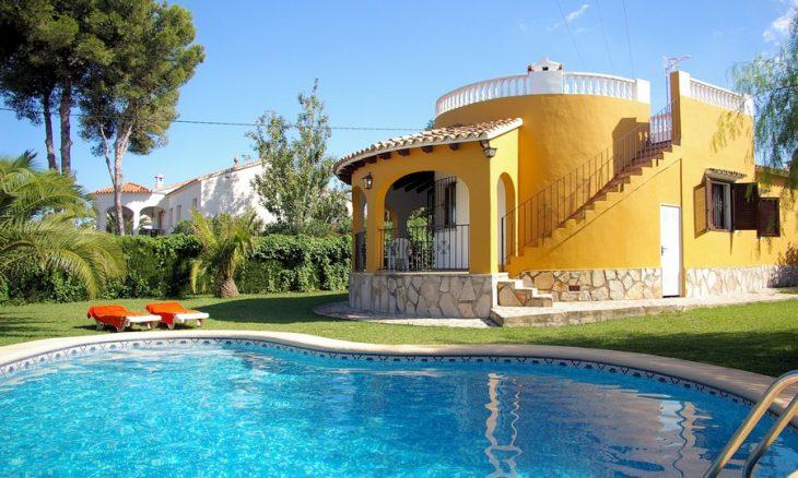 Alquiler Villa Denia – STA. LUCIA