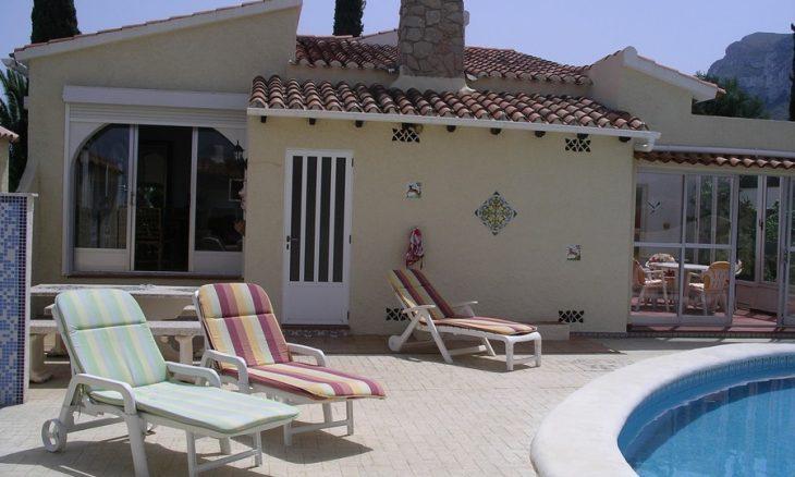 Alquiler Villa Denia – EURIDICE