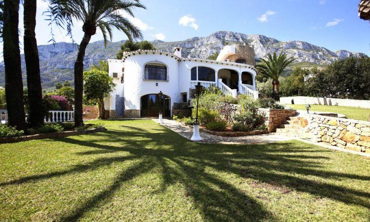 Alquiler Villa de Lujo Denia – Las Palmeras
