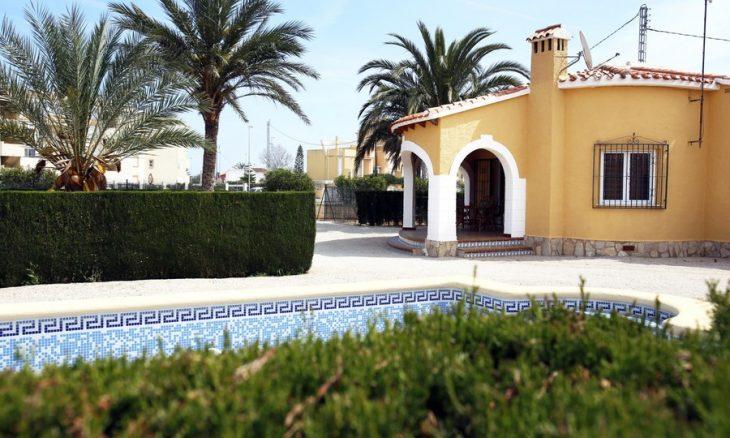 Alquiler Villa Denia Estanyo