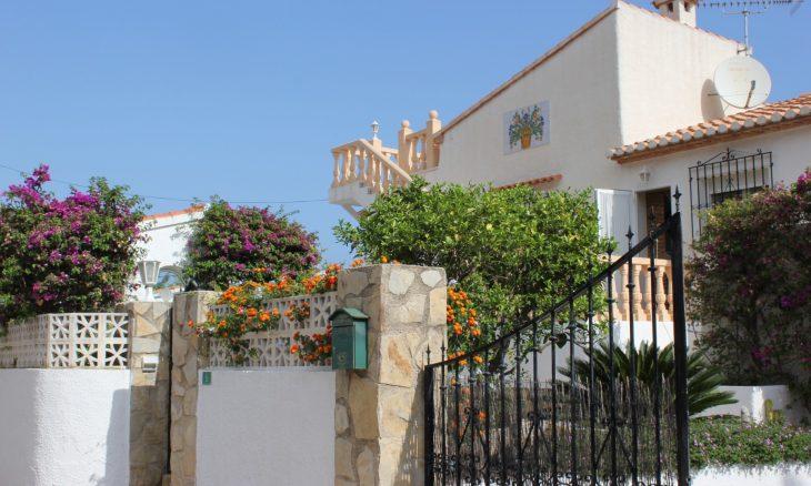 Alquiler Villa Denia Ciclamen