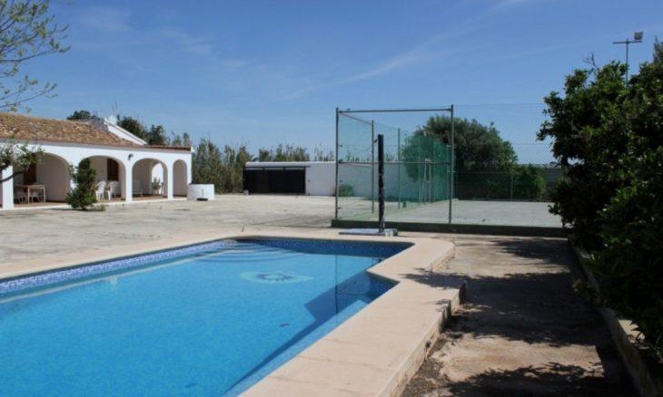 Alquiler Villa Denia Azahar