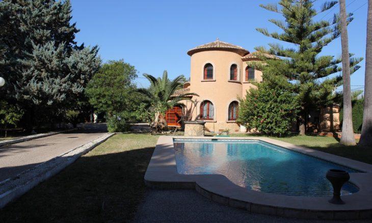 Alquiler Villa Denia Pedreguer