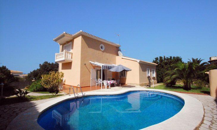 Alquiler Villa Denia Bugamvilla