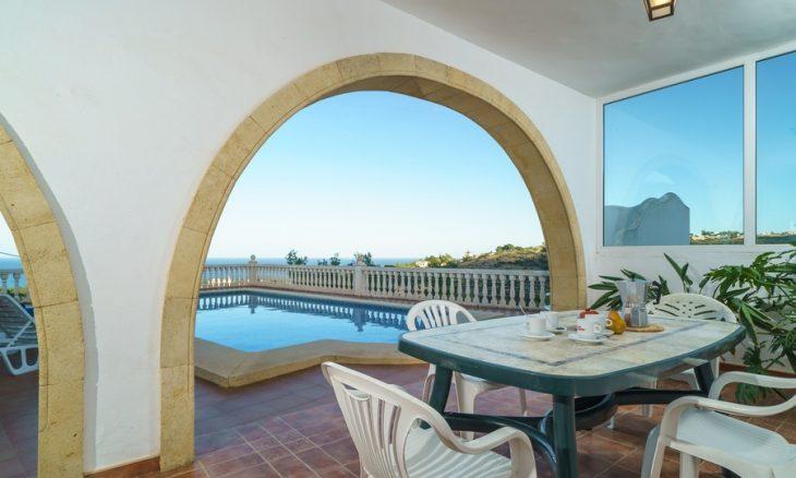 Alquiler Villa Denia Ginebrina