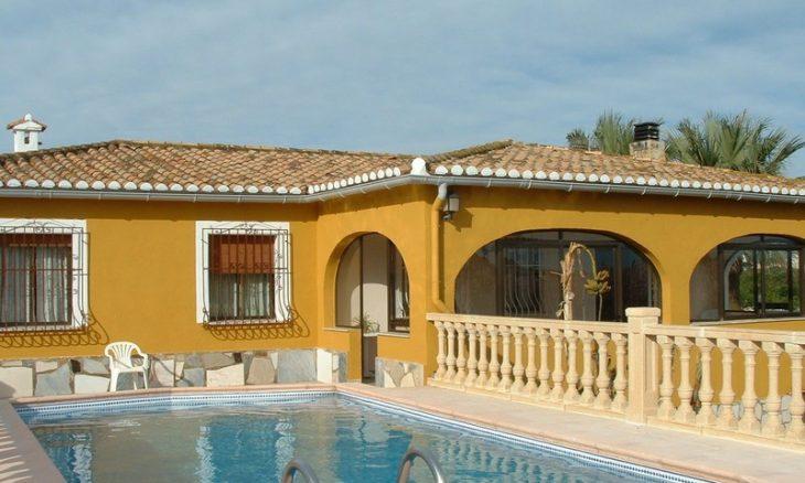 Alquiler Villa Denia Plana D'Elies